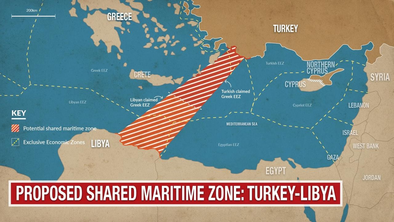Will Turkey's actions will lead to war with Egypt and Greece?…