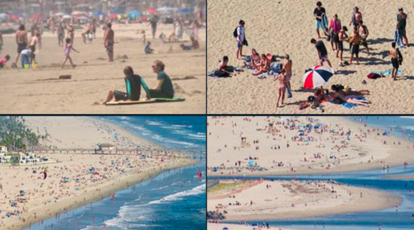California Closes All State Beaches And Parks After Crowds Ignore Social Distancing….