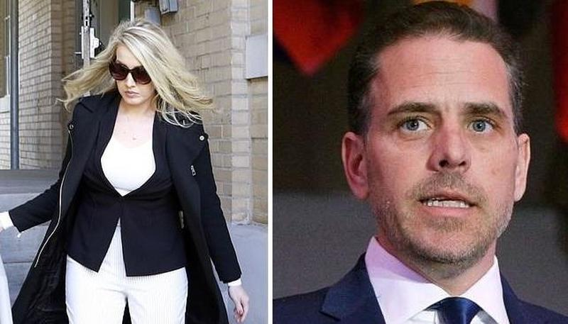 Hunter Biden Ordered To Produce Five Years Of Financial Records; Baby-Mama Must Disclose Stripper Tips…