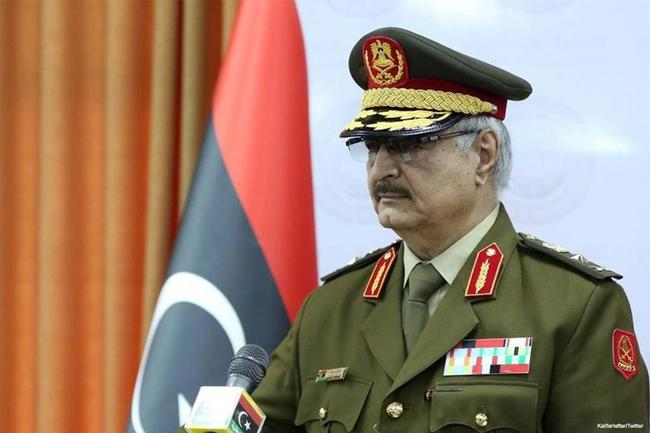 Assad Joins Forces With Libya's Haftar To Combat Turkey…