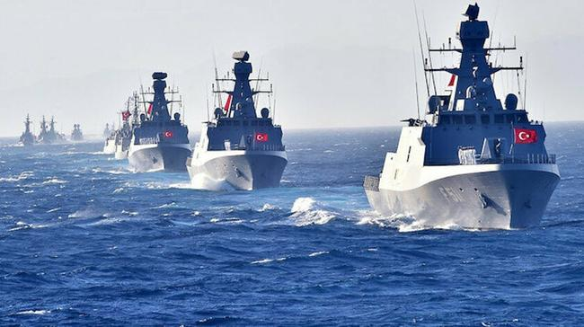 """Turkey Flexes Its Muscles Off Libyan Coast In 'Message To Egypt' In a dangerous diplomatic message called """"battleship diplomacy""""…"""