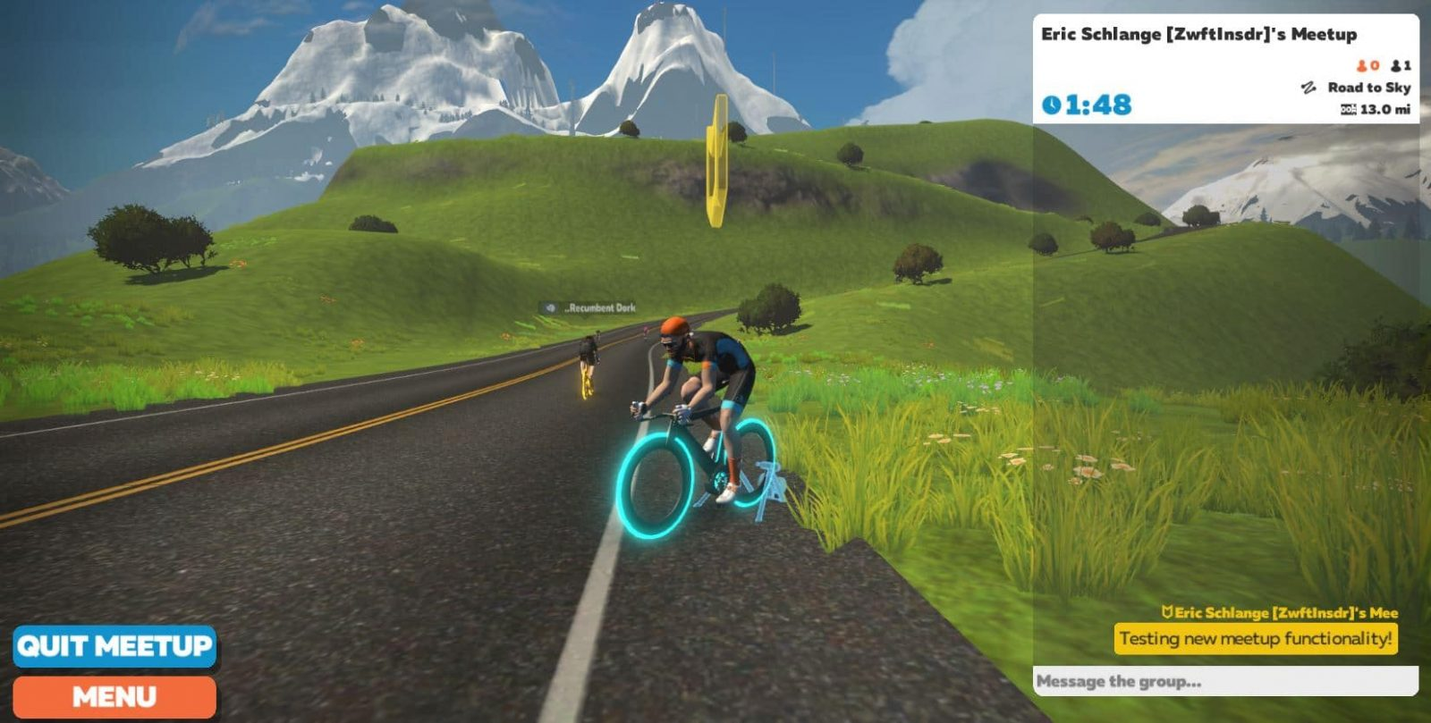 Ride With Friends! All About Meetups in Zwift Companion | Zwift Insider