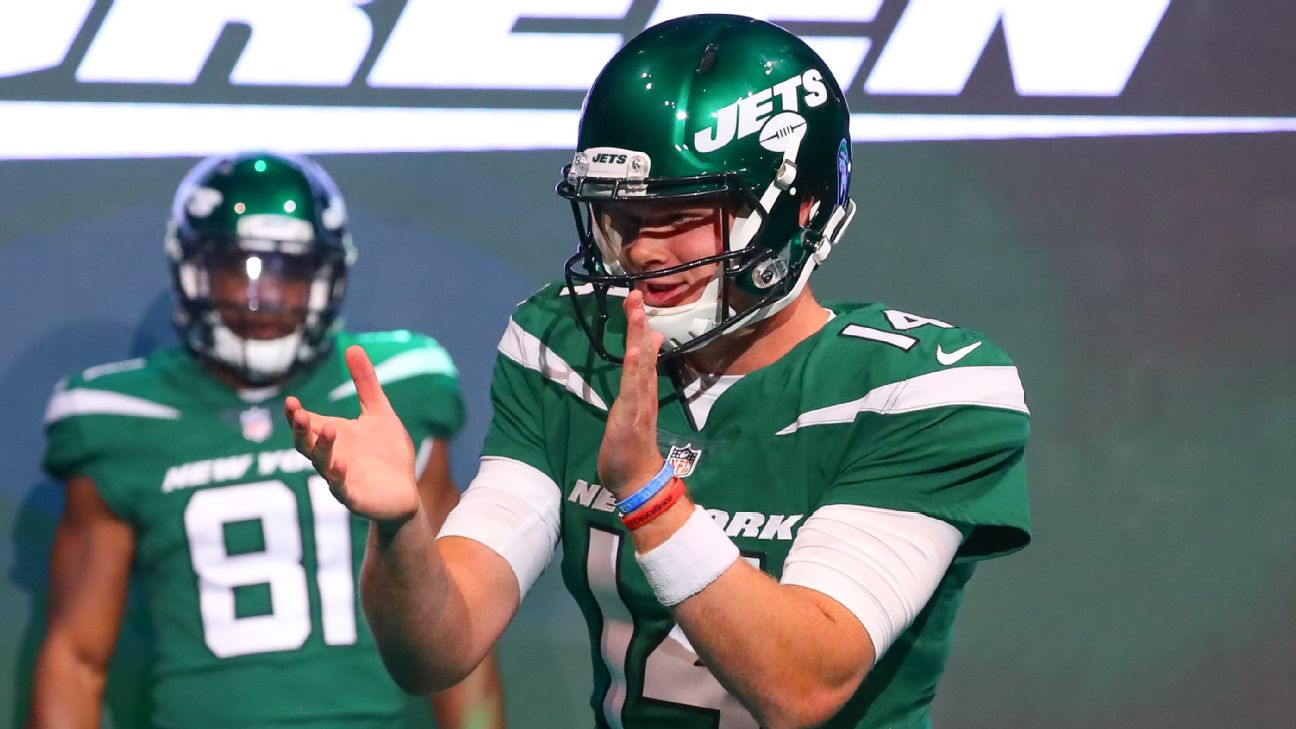 Jets don new uniforms for first time in 20 years | abc7ny.com