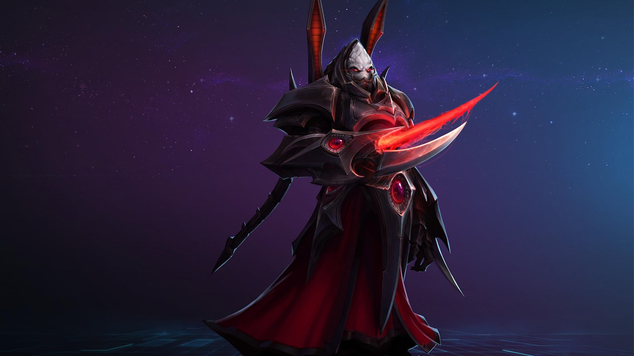 Ten Ton Hammer | Heroes of the Storm: Alarak Build Guide