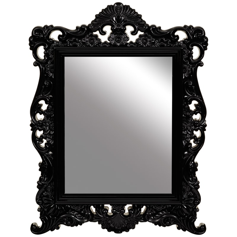 281375-Vintage-Ornate-Black-Mirror-64x84