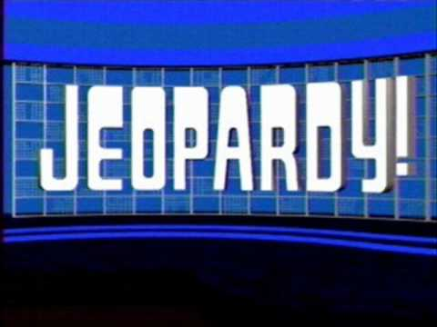 The real jeopardy waiting think music - Jeopardy warte ...