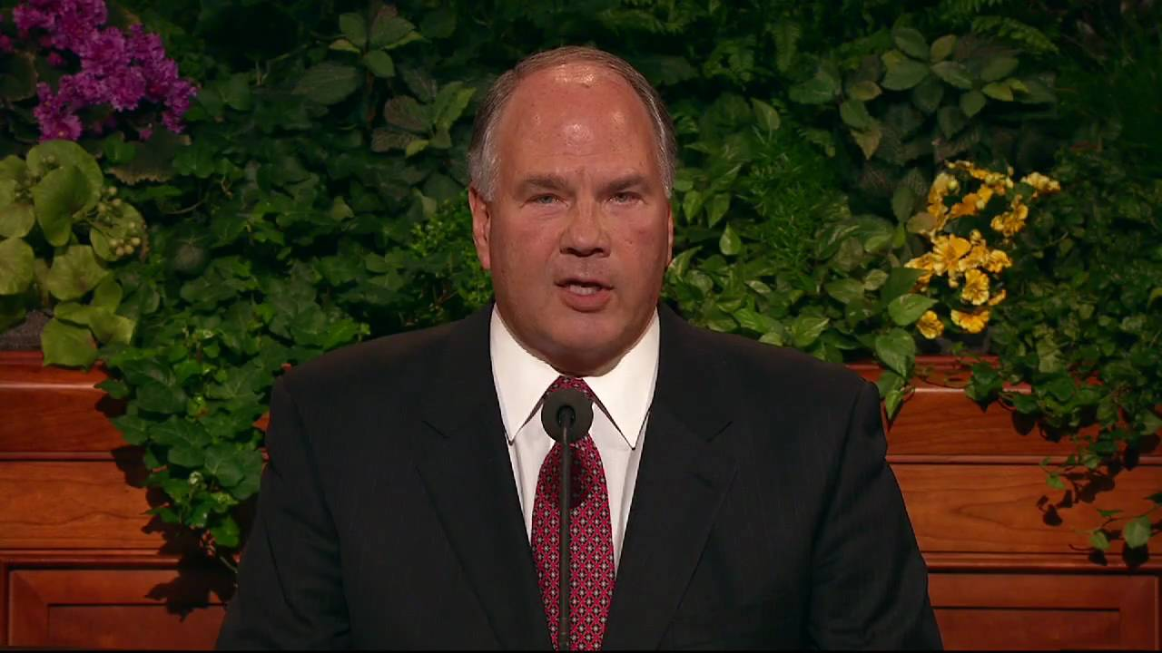 Elder Ronald A. Rasband - The Divine Call of a Missionary - YouTube