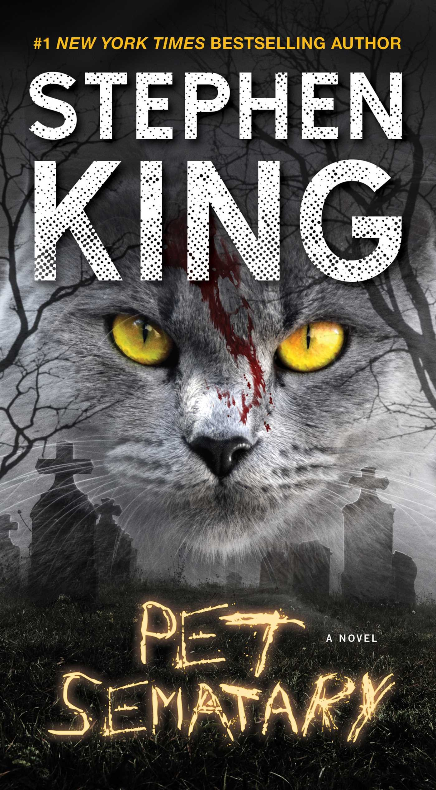 Fifty Books Project 2018: Pet Sematary by Stephen King