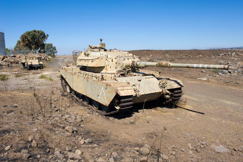 centurion-tank-left-yom-kippur-war-tel-e