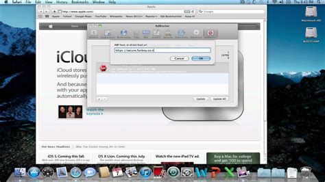 Remove MacVX Ads from Apple Mac OS X (Removal Guide)