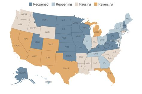 Here Are the U.S. States With Travel Restrictions - The ...