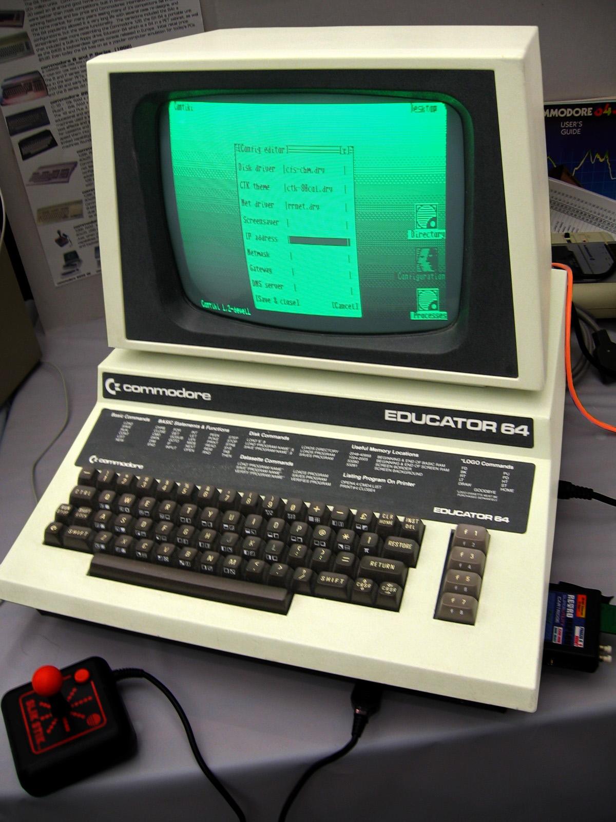 Commodore Educator 64 - Wikipedia
