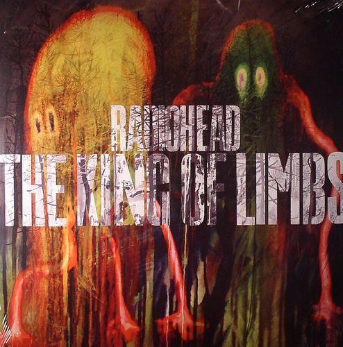 Radiohead - The King Of Limbs (CD) - Amoeba Music