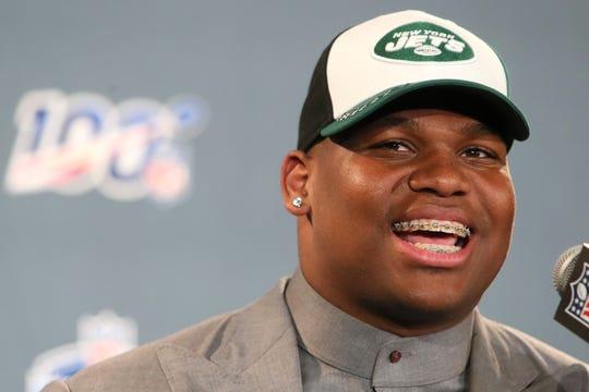 NFL Draft Grades: NY Jets get high marks for Quinnen ...