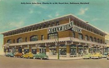 Car_286_Baltimore_KellyBuick_1950s_MtRoy