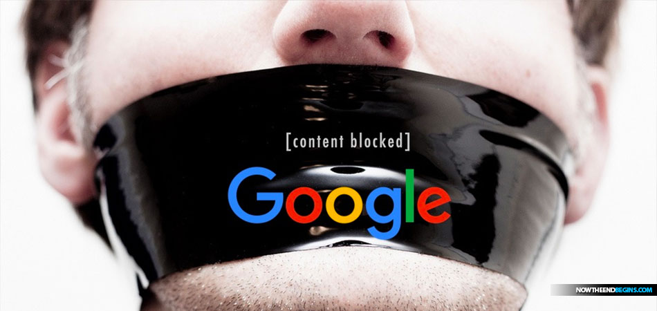 Google And YouTube Threatening Conservative Sites With Demonetization If They Don't Remove ...