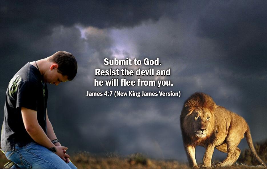 James 4:7 - The Fellowship Site
